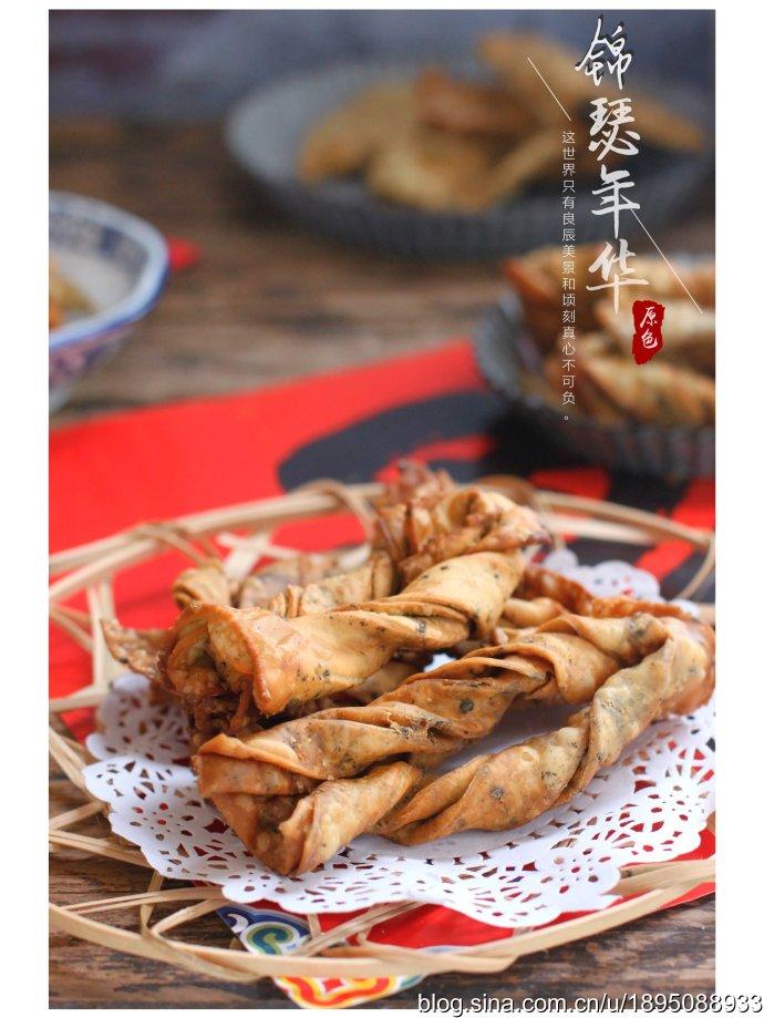 北京小吃-排叉