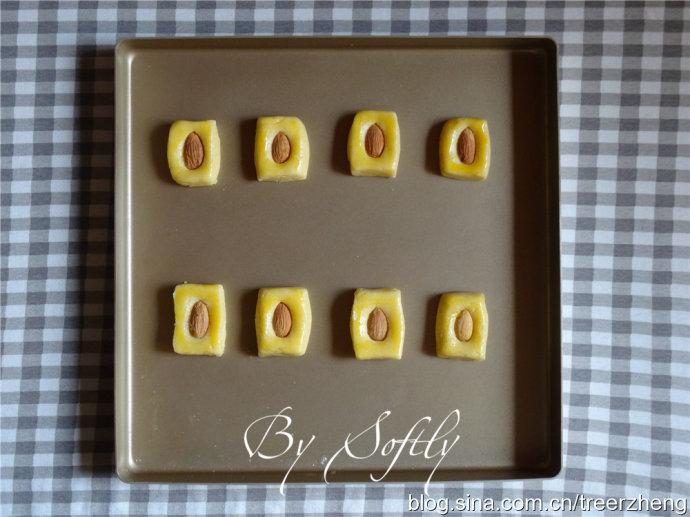 巴旦木椰蓉酥饼