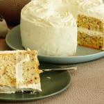 椰子奶油霜紅茶蛋糕