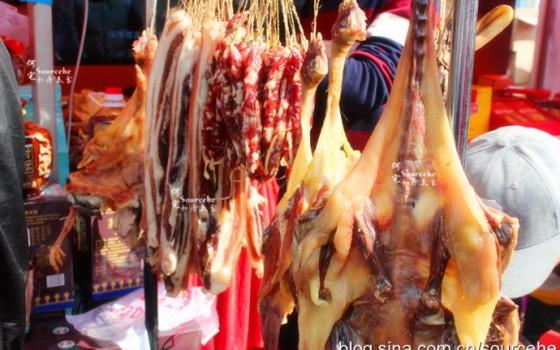 冬筍炒臘肉