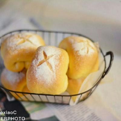 奶香超柔软面包