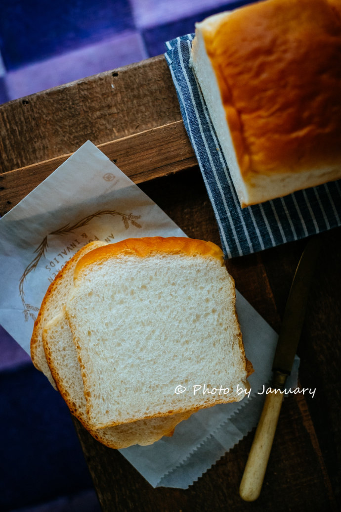 蜂蜜吐司面包