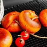 番茄芝士貝果
