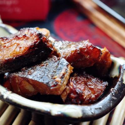 空氣炸鍋烤鱸魚塊