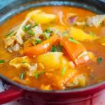 番茄牛尾汤