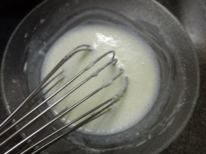 百香果卡仕达酱