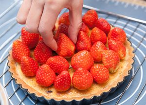 草莓季,给你一个草莓甜点大合集