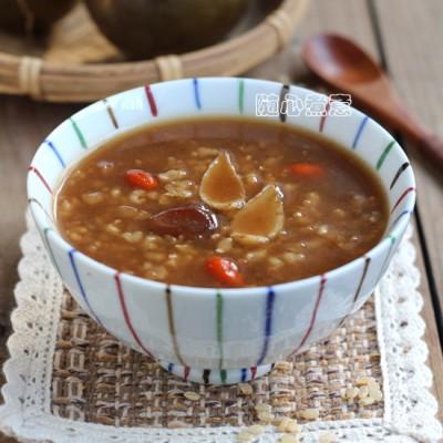 罗汉果百合糙米粥