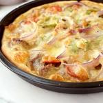 酱香牛肉披萨