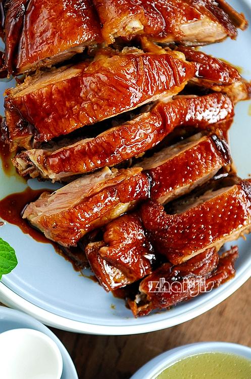 鸭肉怎么做好吃-五味鸭