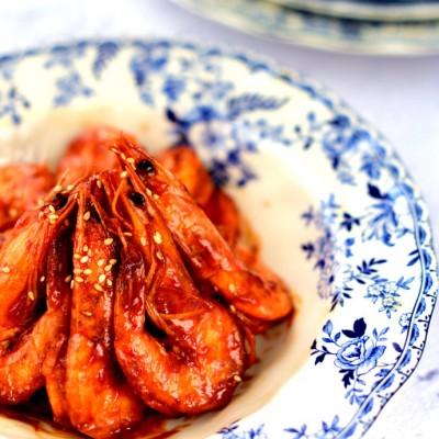 果香茄汁虾