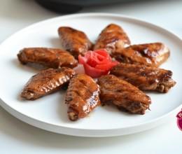 电饼铛食谱-红焖鸡翅