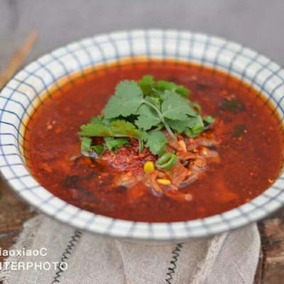 川菜十大名菜-水煮牛肉