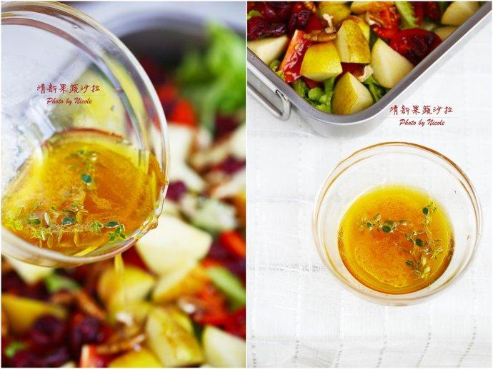 吃掉整个春天:唤醒味蕾的清新果蔬沙拉