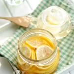 蜜渍柠檬-美白补水的小秘密,喝它就搞定