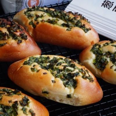 臺式蔥面包-吳寶春配方