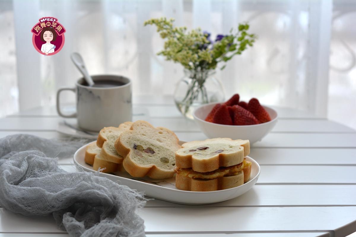 想吃面包跟着苹果姐来做,柔软少糖老有花样吃不腻!