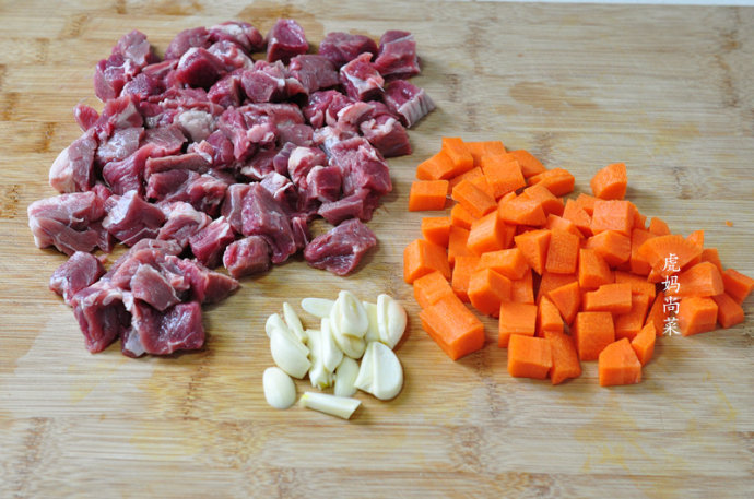 法国菜-红酒炖牛肉