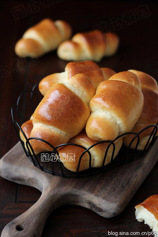 【黄油卷】经典小餐包
