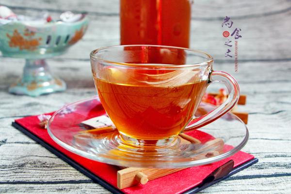 网红柠檬红茶