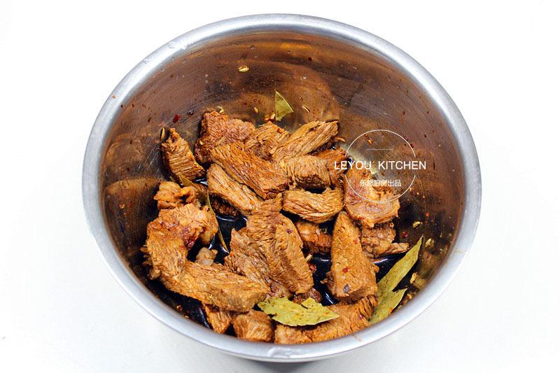 电饭锅做牛肉干