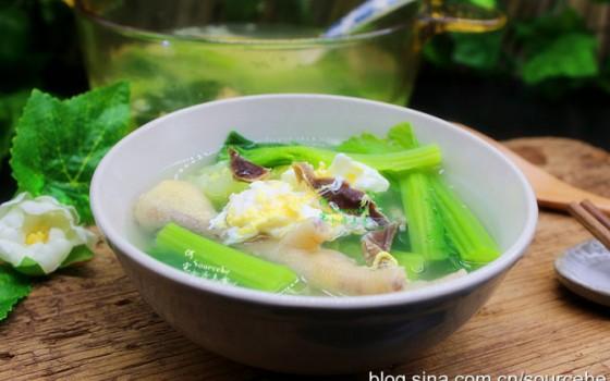 广东鸡宝汤
