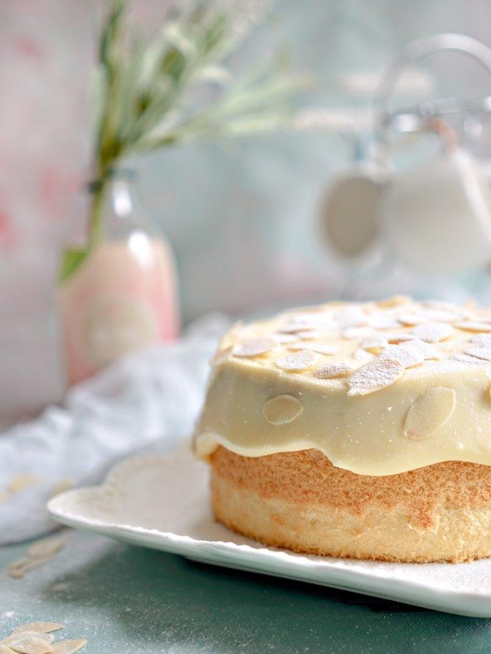 海盐椰芝奶盖蛋糕