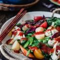 減肥早餐-時令蔬果沙拉