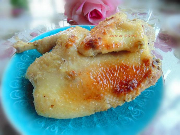 电饭锅南姜焗鸡