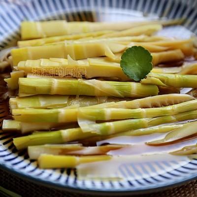 杭幫菜-泡椒鹵筍