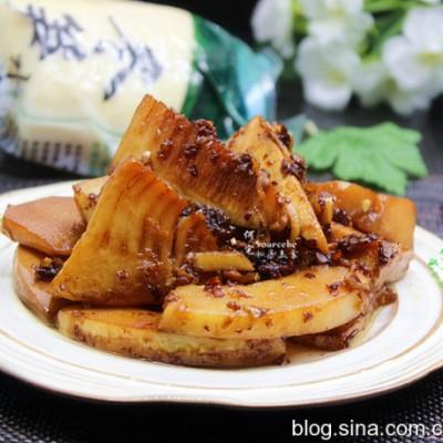 黄磊油焖笋