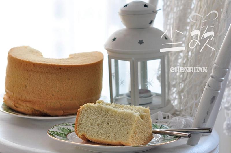 利用豆浆做蛋糕----豆浆戚风