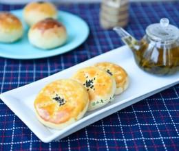 芝麻花生椒盐酥-稻香村里一款非常有名的传统小点心