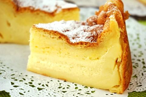 香草法罗夫魔法蛋糕