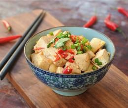 高蛋白低脂肪,减肥食谱—香辣拌豆腐
