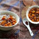 节后调理肠胃佳选:红豆薏米南瓜羹