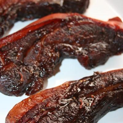 烤箱版自制腊肉