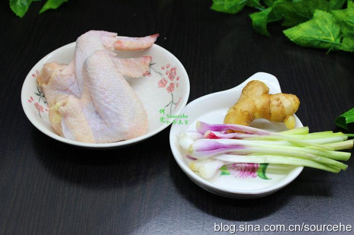 粤菜-豉油鸡翅