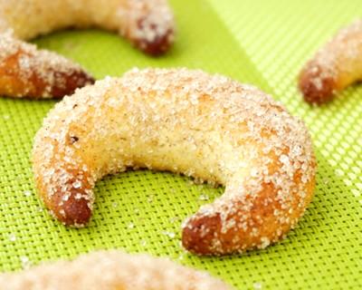 德式榛子牛角饼干