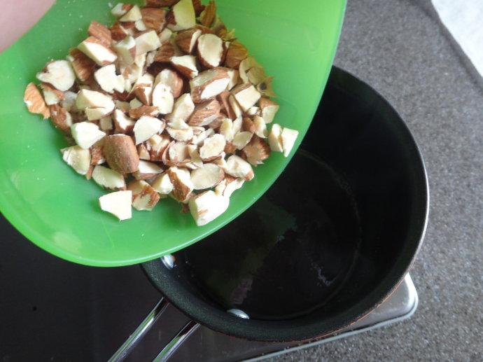 焦糖坚果碎-烘焙必备原料