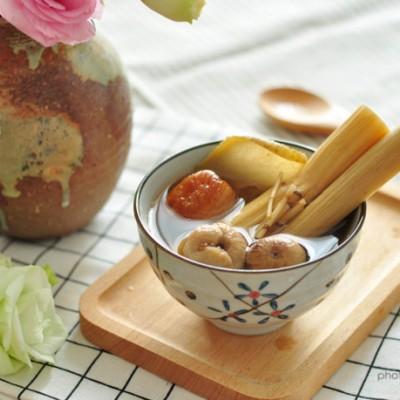春季補水食譜-白茅根竹蔗糖水