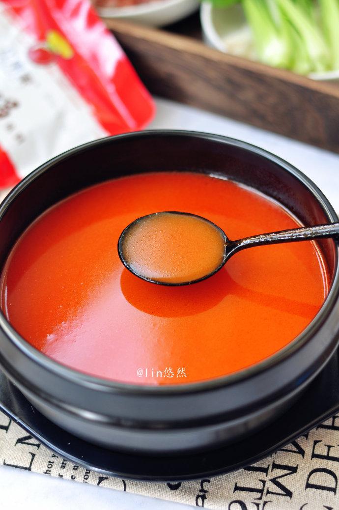 番茄汤米线