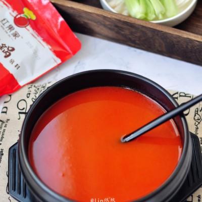 番茄湯米線