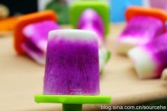 酸奶火龙果雪糕