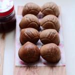 巧克力栗子蛋糕