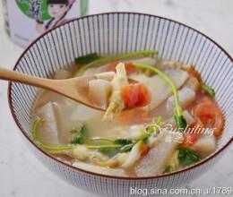 【酸笋滑蛏汤】清热补虚去毒素,天热老少不要错过的好汤