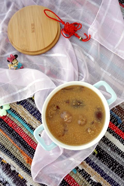 黑麦小米粥