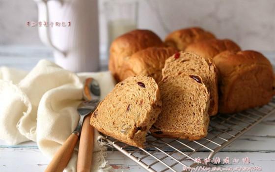 胚芽果干面包