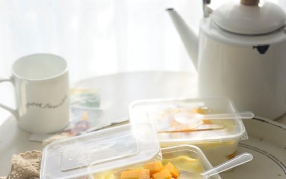 【芒果千层蛋糕盒子】无需烤箱的经典甜品
