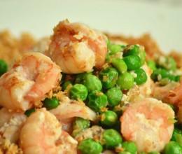 淮阳菜-面包虾仁